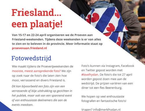 Fotowedstrijd: Friesland… een plaatje!
