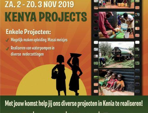 Foto Hommema sponsort fototentoonstelling over Kenia